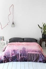 bianca green for deny stardust covering nyc duvet cover bed