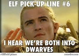 Elf Movie Meme - elf pick up lines comediva