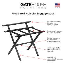 Wall Chair Protector Wood Wall Protector Luggage Racks Gate House Furniture