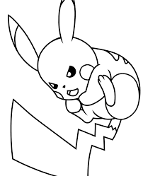 coloring pages online coloring pages pikachu fresh in decor