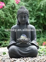 resin large buddha garden statue buy buddha garden statue large