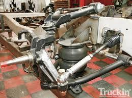 nissan frontier upper control arm kp components air suspension bolt on truckin u0027 magazine
