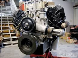 complete 7 3l power stroke long block build diesel power magazine