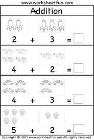 addition 3 worksheets คณ ต pinterest worksheets math and