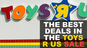 toys r us launch half price sale for black friday 2017