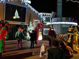 kennywood holiday lights giant eagle behind the thrills kennywood holiday lights brighten up the night
