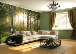 sunlight forest wall mural sunlight forest wall mural