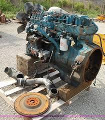 1991 international navistar dt466 7 6l l6 diesel engine it