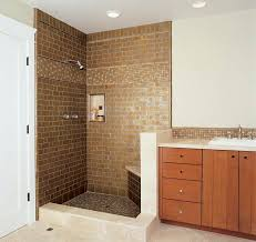 Tile Showers For Small Bathrooms Bathroom Tile Designs For Showers Creative Tile Shower Designs