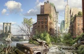 if the world abandoned construction