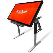 Computer Drafting Table Touch Screen Drafting Table Digital Touch Systems