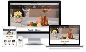 Kitchen Website Design David U0027s Kitchen Web Design And Seo In Chiang Mai Thailand