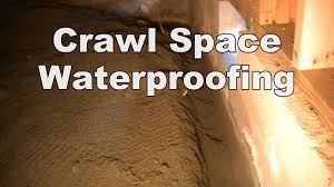 how to install footer tiles in your crawl space do it yourself