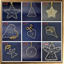 silver wire shape wholesale flat metal ornaments