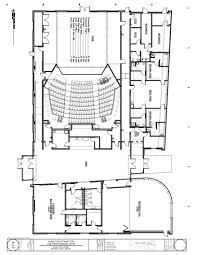 small theater floor plans decohome