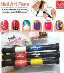 nail art pen 6 piece onlinebdshopping com