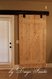 Interior Barn Doors Diy Diy Interior Barn Door Plans Barn And Patio Doors