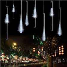 amazon com string lights paragala waterproof falling rain fairy