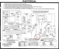 amusing intertherm electric furnace wiring diagram ideas with