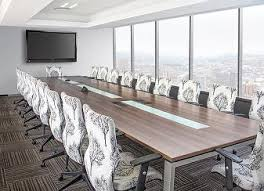 Designer Boardroom Tables Boardroom Table Fabric Chairs Modern Conference Table Furniture