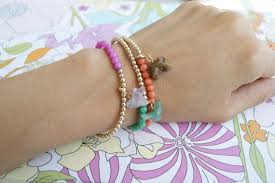 beaded bracelet charms images Bead bracelet ideas designs houzz design ideas jpg