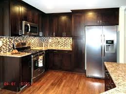 backsplash for dark cabinets and dark countertops backsplash for dark cabinets astronlabs co