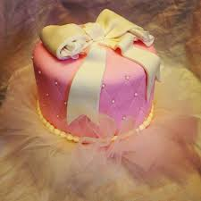 tutu baby shower cakes by sokuntea pink tutu babyshower cake