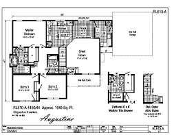 modular homes floor plans and pictures manorwood ranch u0026 cape homes augustine rl510a find a home