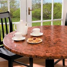 Custom Table Pads For Dining Room Tables Burlwood Look Table Pad Custom Fit Table Cover