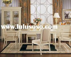 Astonishing White French Dining Table And Chairs  In Diy Dining - French dining room sets