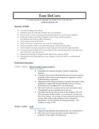 Ksa Resume Examples by Tom De Coro U0027s Resume And Cover Letter