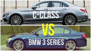 2015 bmw 3 series vs mercedes c class comparison