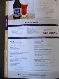 adventures in menu collecting united airlines menus gets a facelift