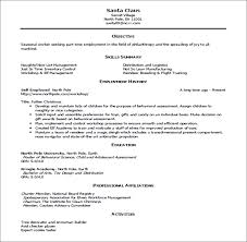 Example Of Student Resume by Human Development Resume Sample Resume Examples Student Resume