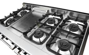 48 Inch Cooktop Gas Nxr Professional Ranges Professional Grade Stoves And Cooking