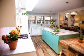 turquoise kitchen houzz