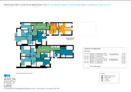 Canterbury Floor Plan by 41 42 Nunnery Fields