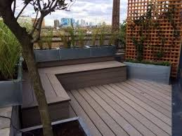 Decks With Benches Built In 117 Best Built In Deck Seating Benches Planters Images On