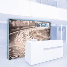 raumteiler verschiebbar systemvorstellung indoor sign ware