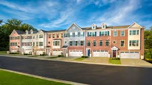 Mil House Plans Admirals Ridge Townhomes New Townhomes In Arnold Md 21012