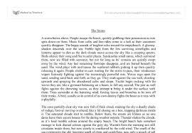 good examples of narrative essays Best narrative essay spm