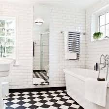 black and white floor tiles vinyl