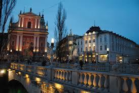 ljubljana city in slovenia thousand wonders