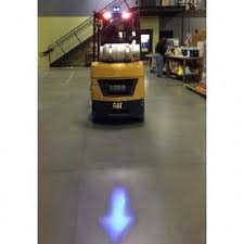 blue warning lights on forklifts 10w blue arrows beam light wholesale forklift warning light