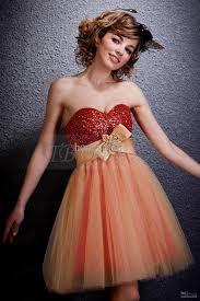 red and gold cocktail dress naf dresses