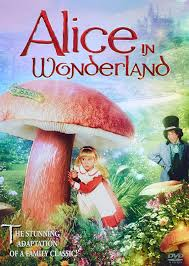 amazon com alice in wonderland natalie gregory sheila allen