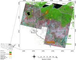 Time Difference Map Remote Sensing Free Full Text An Automated Approach To Map The