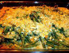 crockpot green bean casserole w o canned soup dinner recipes