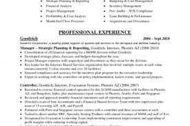 Sample Financial Controller Resume by Controller Resume Perfect Financial Controller Resume Sample With