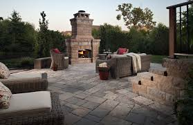 Average Cost Of Landscaping A Backyard Pavers Vs Concrete Cost Comparison Guide Install It Direct